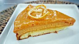 Receita de Torta de Doce de Leite