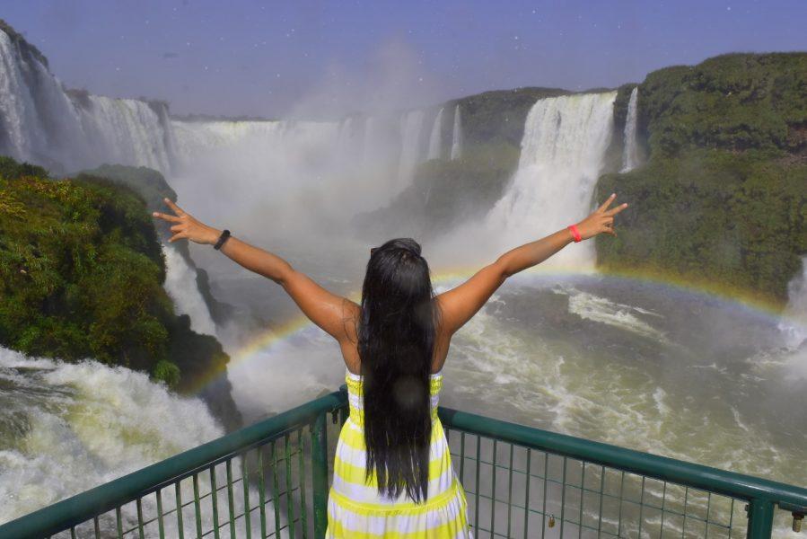 Mais 19 mil pessoas visitaram o Parque Nacional do Iguaçu no feriadão da Padroeira