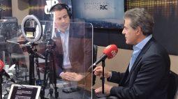 "Beto Richa quebra silêncio e concede entrevista ao Grupo RIC: ""Tentaram infernizar minha vida"""