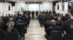 Mais de 100 policiais realizam operação contra suspeitos do crime organizado em Rio Branco do Sul