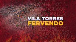 Policiais levam testemunha sigilosa pra remontar cena do crime na Vila Torres