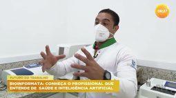 Bioinformata é o profissional que entende de saúde e inteligência artificial