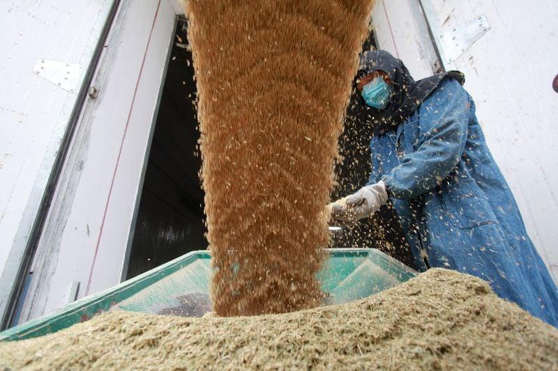 China vai aumentar capacidade de armazenagem de grãos em 10,85 mi t