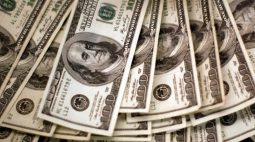 """Mercado """"trava"""" dólar abaixo de R$5,20 à espera de Fed e Copom"""