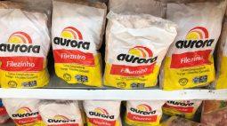Exportação de carnes da Aurora cresce 18% no 1º semestre de 2021; vê alta para o ano