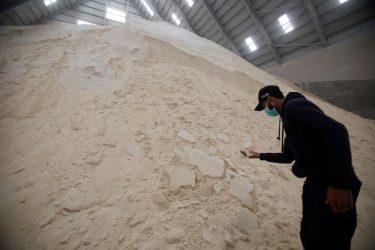 Açúcar branco atinge máxima de 4 anos e meio na ICE com grande entrega a uma trading