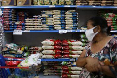 Federarroz anuncia exportação de 60 mil t de arroz do Brasil a Cuba