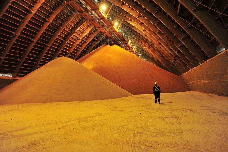 China deve liberar reservas de potássio para garantir abastecimento e preços estáveis