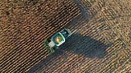 Colheita de milho dos EUA atinge 18% e soja 16%; avaliações permanecem estáveis, diz USDA