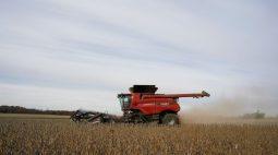 Soja fecha em alta em Chicago com mercados à vista firmes; milho e trigo recuam