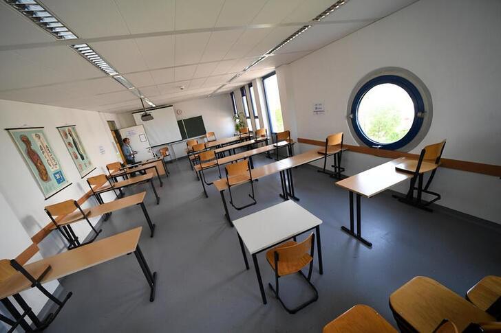 Professores estaduais dizem que não retornarão às aulas presenciais na segunda