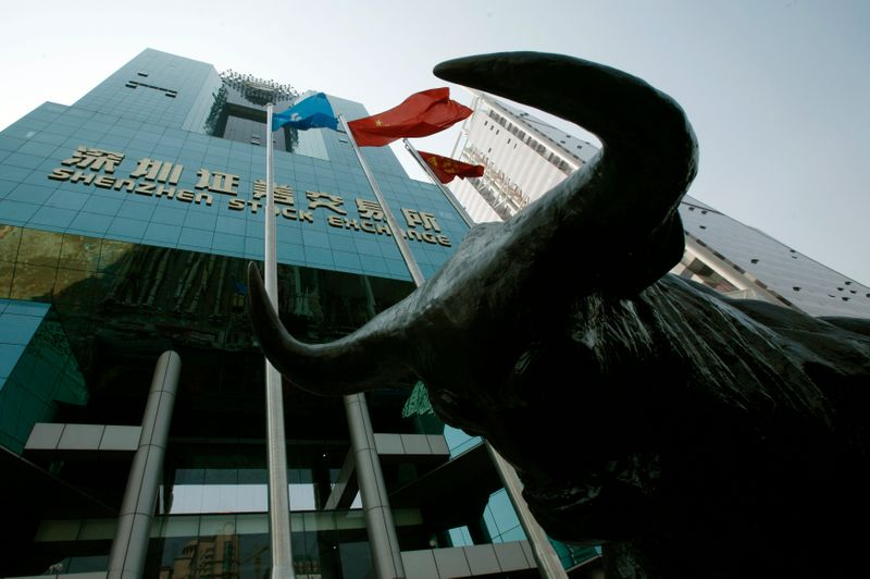 Índices da China fecham em baixa após ChiNext interromper dois dias de ganhos