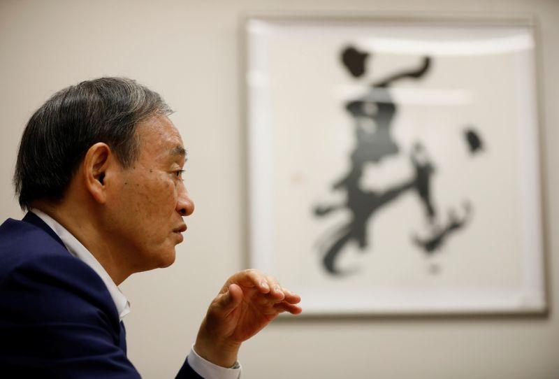 ENTREVISTA-Principal porta-voz do governo do Japão sinaliza pressão para reabertura da economia e estímulos
