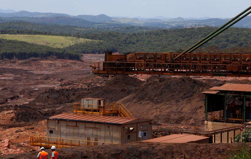 Governo mineiro e MP pedem bloqueio de R,7 bi da Vale por perdas com Brumadinho
