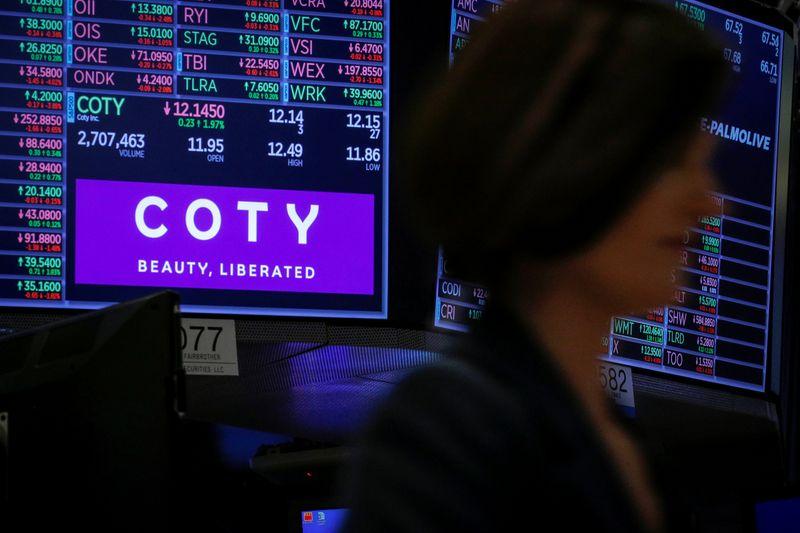 Coty tem prejuízo pior do que expectativas com pandemia derrubando vendas