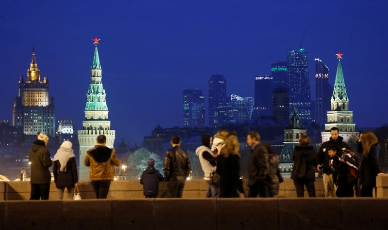 Ministério da Economia da Rússia vê contração de 3,9% do PIB este ano