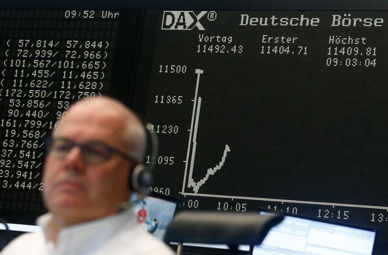 Ações de viagens e tecnologia impulsionam mercados europeus apesar de perdas no setor de energia