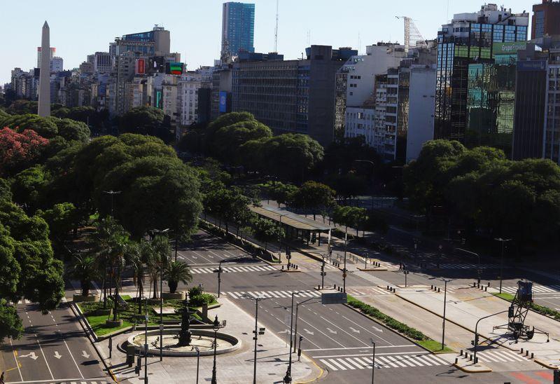 Província argentina de Buenos Aires prorroga a 9 de outubro prazo para reestruturar dívida
