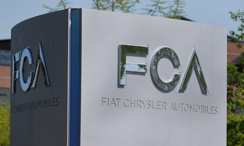Ações da Fiat Chrysler saltam após revisão de acordo com PSA