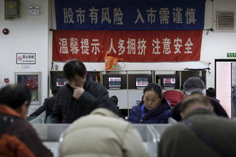 Ações da China interrompem rali com preocupações sobre segurança de vacinas experimentais