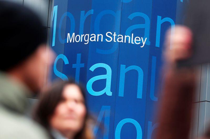 Morgan Stanley não espera que desempenho de 'trading' do 2° tri continue