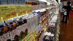 Preços ao consumidor no Japão caem em agosto no ritmo mais forte em 4 anos