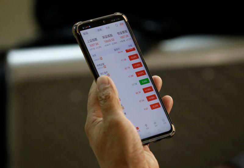 Índices da China registram ganhos na semana com expectativa de estímulo e força do iuan