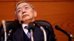 Presidente do BC do Japão diz que globalização vai se sustentar apesar de Covid-19