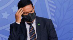 Brasil precisa usar diplomacia e ações para responder ameaça a acordo Mercosul-UE, diz Mourão