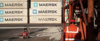 Justiça aceita denúncia contra executivos da Maersk por contratos com Petrobras