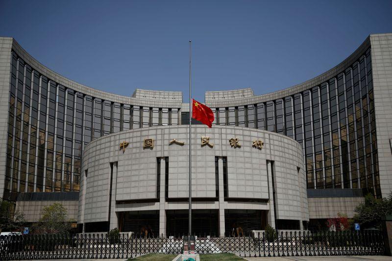 BC da China diz que vai manter liquidez ampla e reduzir custos de financiamento