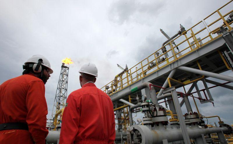 Petrobras estima em US bi o custo de descomissionamento de plataformas até 2024