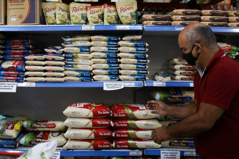 Preços ao produtor no Brasil renovam maior alta histórica em agosto, diz IBGE