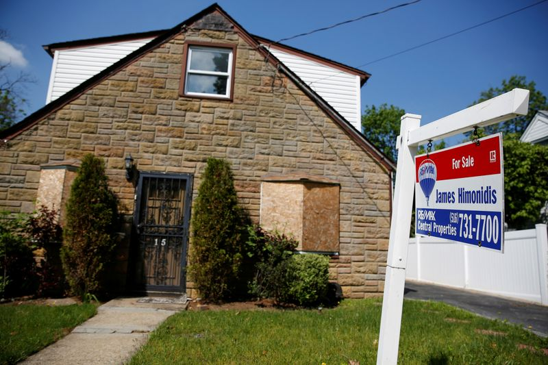 Vendas pendentes de moradias nos EUA têm máxima recorde em agosto