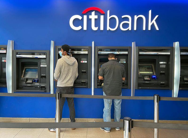 Lucro do Citigroup recua no 3º tri