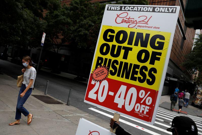 Preços ao consumidor dos EUA desaceleram em setembro