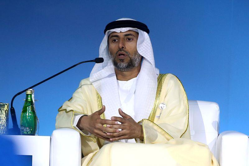 Emirados Árabes reafirmam plano da Opep+ de reduzir cortes de produção em janeiro