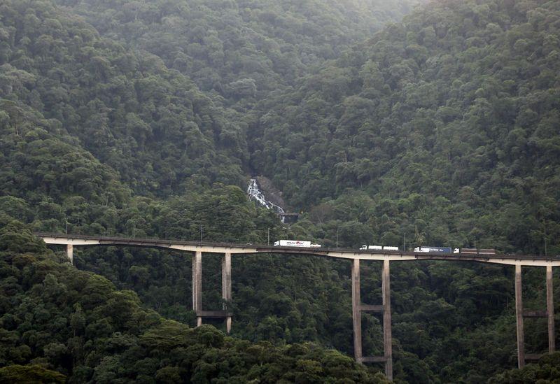 Tráfego em estradas da Ecorodovias cai 10,8% durante Covid-19