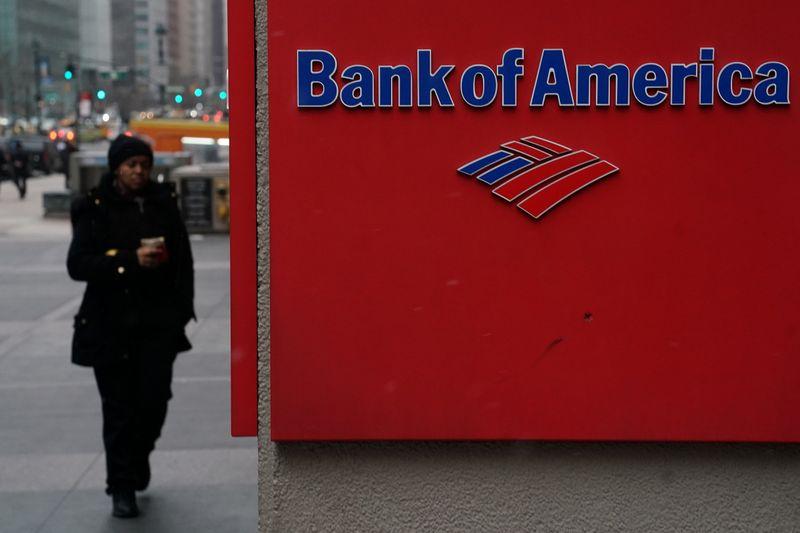 Lucro do Bank of America recua em aumento de provisões