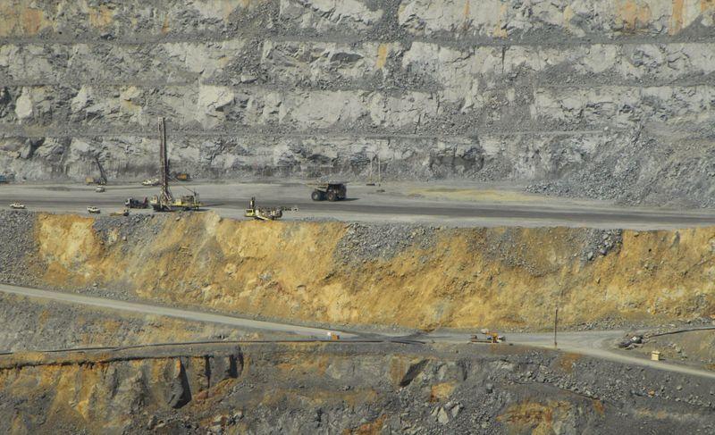 Minas de ouro devem ter produção recorde em 2021, diz consultoria Metals Focus