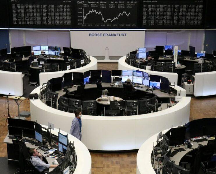 Ações europeias recuam com temores sobre 2ª onda e incertezas sobre estímulo