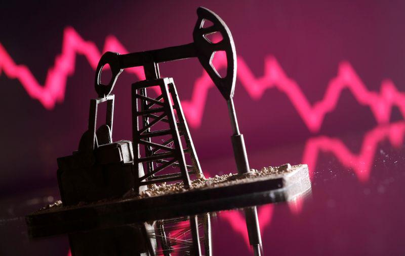 Preços do petróleo caem com dólar forte e ressurgimento da Covid-19 em Europa e EUA
