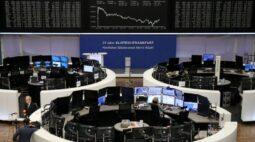 Ações europeias sobem com balanços compensando temores sobre lockdowns