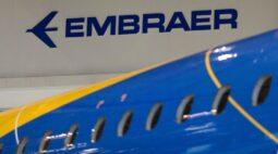 Embraer entrega 28 jatos no 3º tri