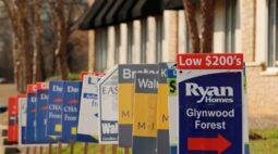 Vendas de novas moradias nos EUA têm queda inesperada em setembro