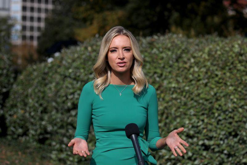 """Porta-voz da Casa Branca diz que chances de acordo de alívio à Covid-19 antes da eleição são """"pequenas"""""""