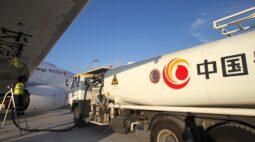Demanda doméstica da China por combustível de aviação volta para perto de níveis pré-Covid