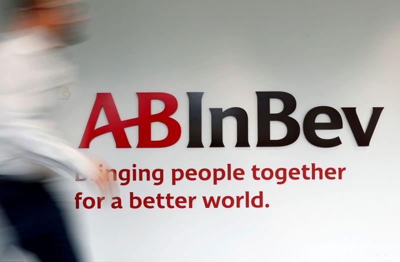 Custos crescentes pesam sobre AB InBev, apesar de melhora nas vendas de cerveja