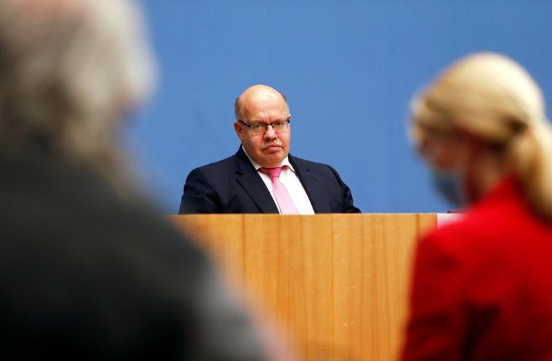 Economia da Alemanha crescerá a ritmo moderado, diz ministro