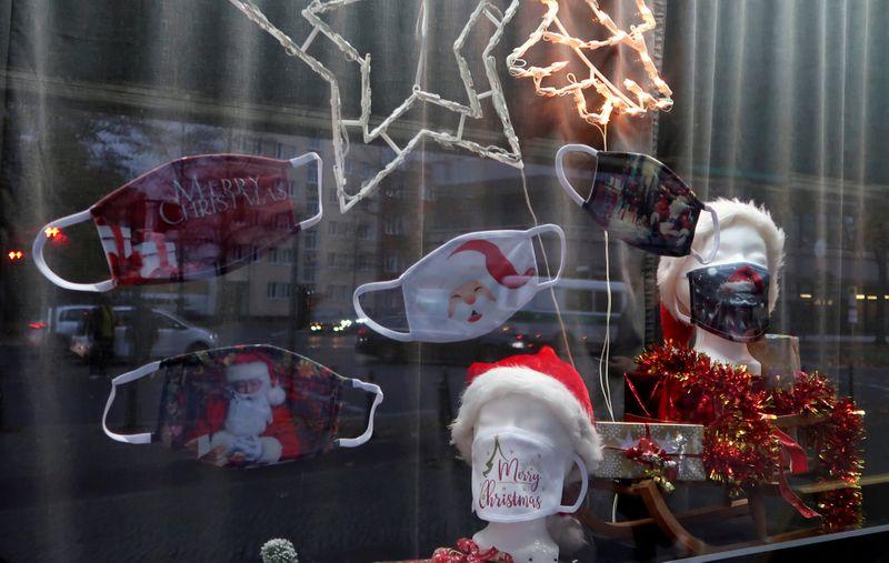 Economia alemã sente impacto de medidas de lockdown em novembro, diz ministério